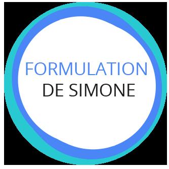 La Formulation Originale du Professeur De Simone