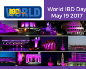 World IBD Day 2017: 38 countries on four continents