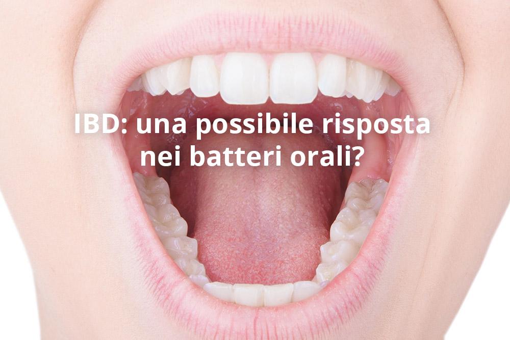 IBD un batterio non proprio innocente