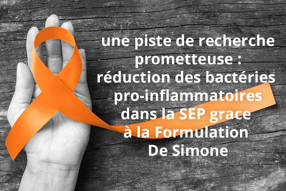 Sclérose en plaques (SEP), des probiotiques pour calmer l'inflammation