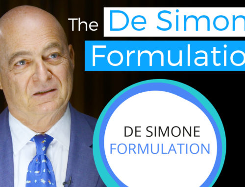 Origins of the De Simone Formulation