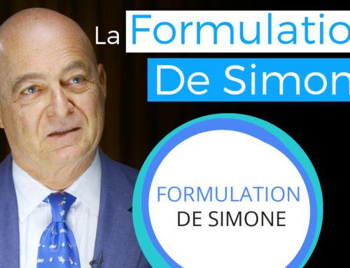 Les origines de la Formulation De Simone