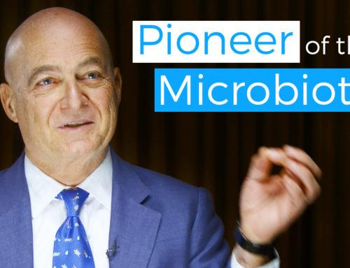 A pioneer of probiotics
